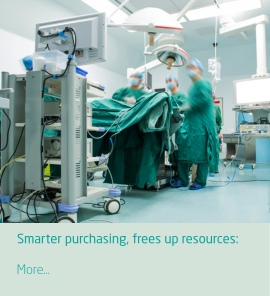 Smarter purchasing, frees up resources so your staff can focus on what really matters