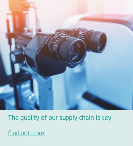 A quality supply chain allows more focus on what matters to your organisation