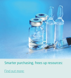 Smarter Purchasing frees up more resources reducing overheads
